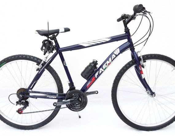 Bici FAEMA MOUNTAIN BIKE 24 UOMO 18V. BLU