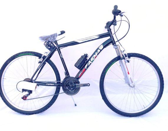 Bici FAEMA MOUNTAIN BIKE 24 UOMO FORK.AMMORTIZZATA 18V. BLU