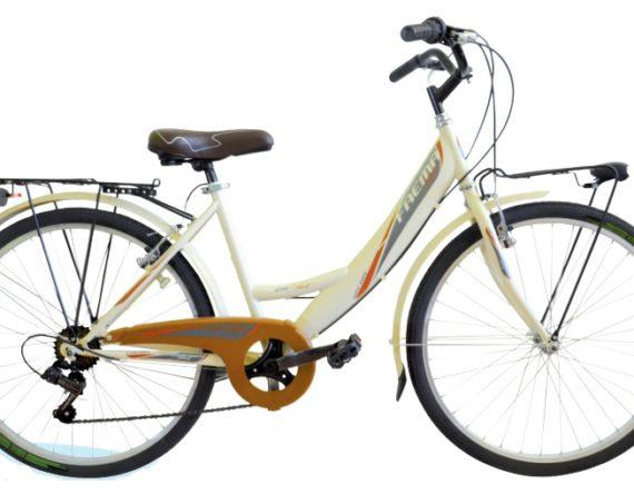 Bici OLANDA 26 MONOTUBO 6V. FAEMA PANNA
