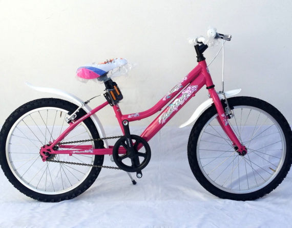 Bici FAEMA MOUNTAIN BIKE 20 BIMBA FUXIA
