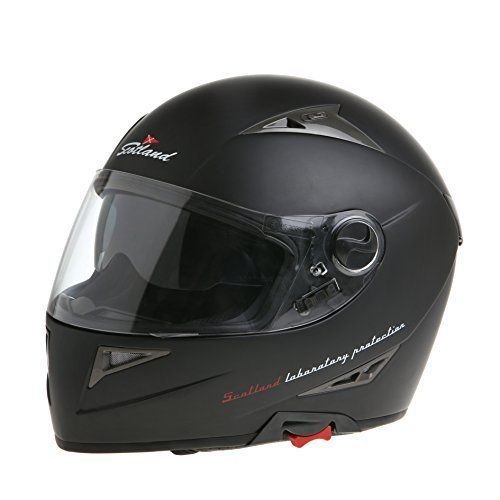 CASCO JET INTEGRALE SCOTLAND 120005 FORCE 04 NERO OPACO TAGLIA XL
