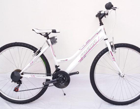 Bici FAEMA MOUNTAIN BIKE 26 DONNA 18V. BIANCA NEW
