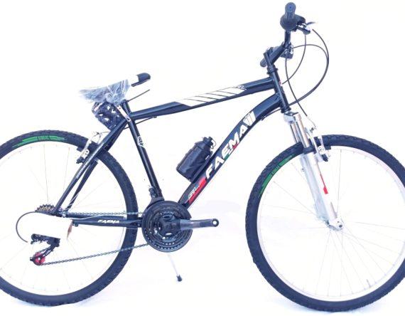 Bici FAEMA MOUNTAIN BIKE 26 UOMO FORK AMMORTIZZATA 18V. BLU