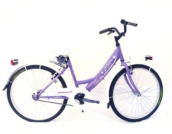 Bici OLANDA 26 MONOTUBO 1V. FAEMA VIOLA