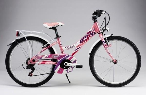 Bici KLIPPER 24 18v SPEED PINK PEARL