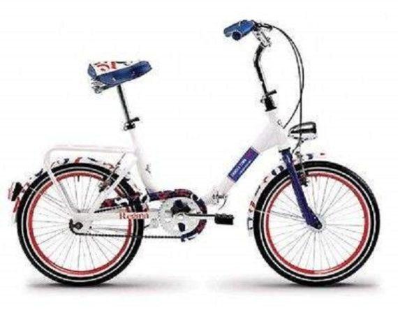 Bici PIEGHEVOLE 20 Folding CAMDEN TOWN REGINA