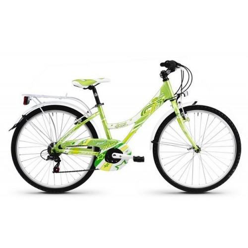Bici KLIPPER 24 18v SPEED GREEN PEARL