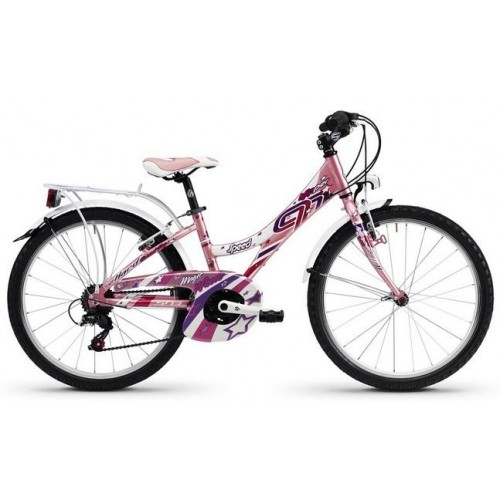 Bici KLIPPER 26 21v SPEED PINK PEARL