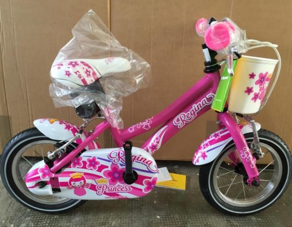Bici NEW PRINCESS 12 bimba REGINA