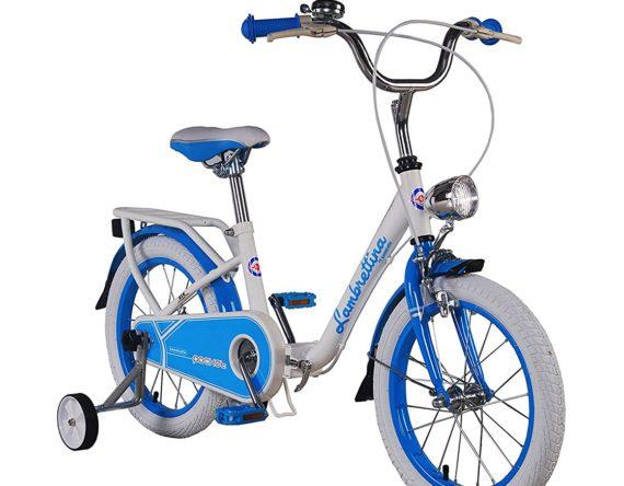 Lambrettina-Pocket-LMB16FLD-BL-Bicicletta-Blu-16-B018TZKI68