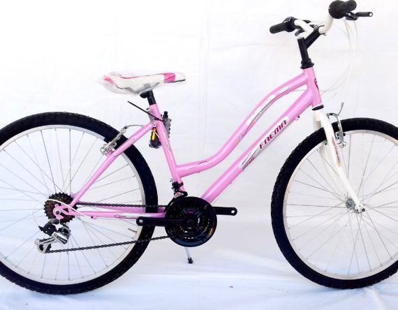 BICI FAEMA MOUNTAIN BIKE 26 DONNA ROSA
