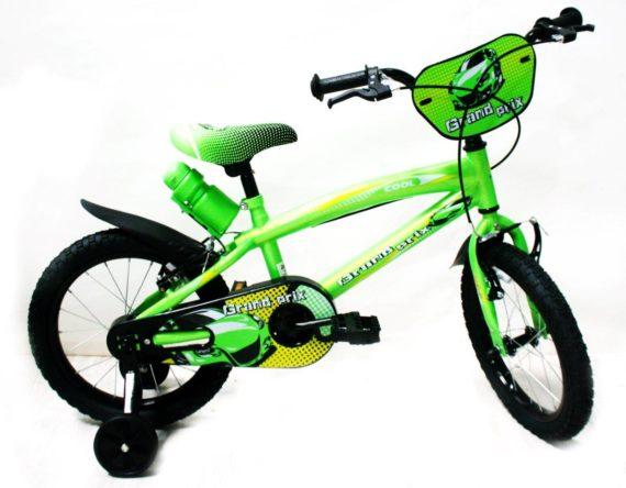 BICI 16 BIMBO GRAND PRIX RESET Verde