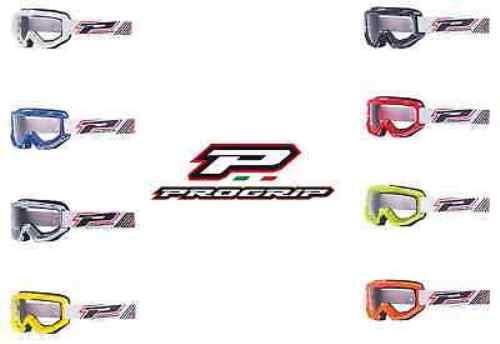 Maschera-cross-PROGRIP-3201-Atzaki-Motocross-Sx-Mx